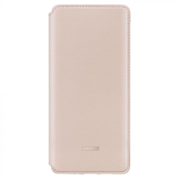 Husa Huawei P30 Pro Huawei Book Wallet Cover Pink