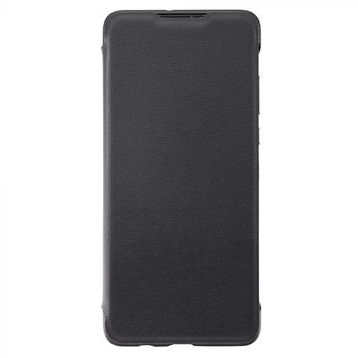 Husa Huawei P30 Lite Huawei Book Wallet Cover Black