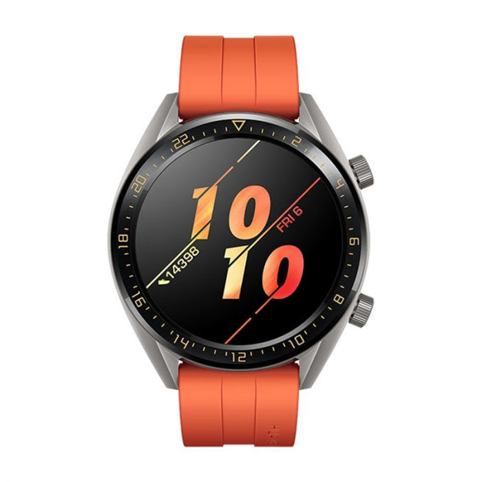 Huawei Watch GT B19R Active Orange (curea portocalie)