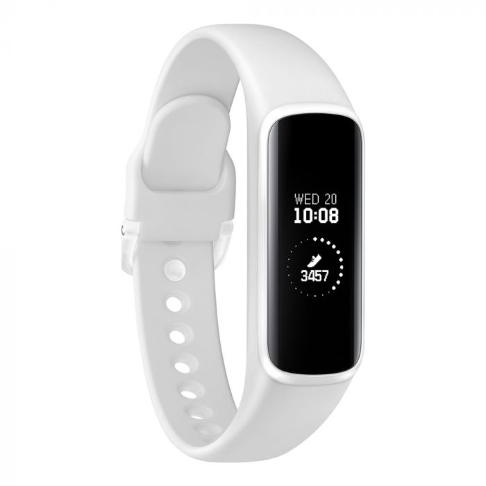 Samsung Bratara Fitness Galaxy Fit e Bluetooth 5.0 White