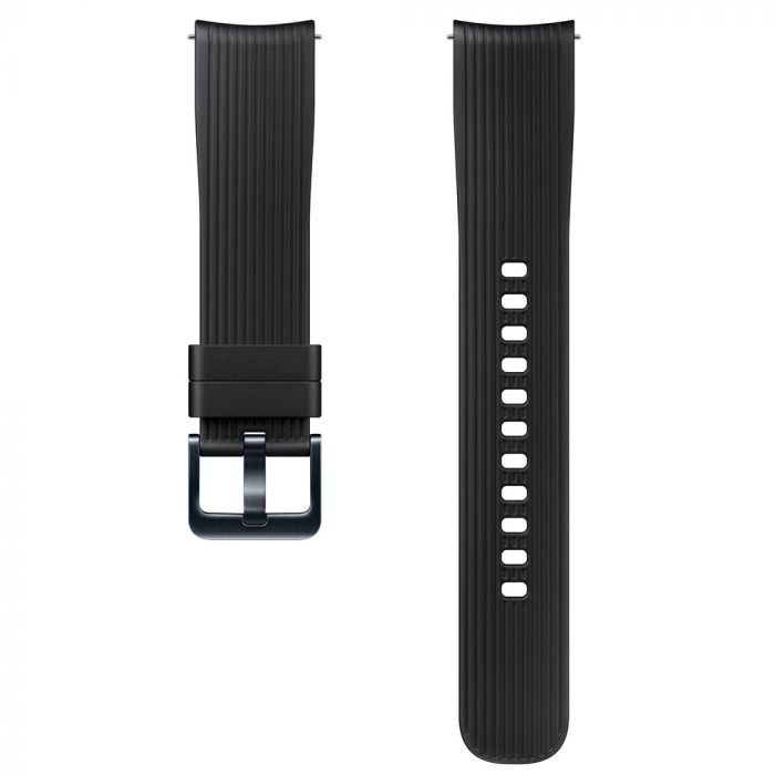 Samsung Curea din Silicon Negru 20 mm (ceas 42 mm)
