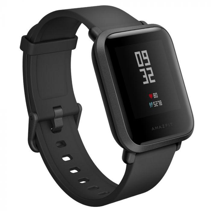 Xiaomi Smartwatch Amazfit BIP Negru (Bluetooth 4.0)