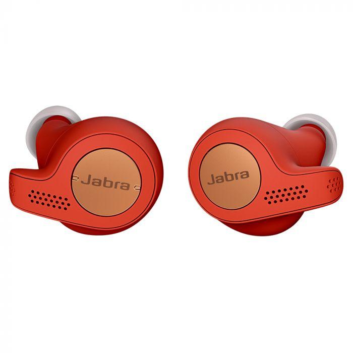 Casti Bluetooth Stereo Jabra Elite Active 65t Red (in-ear)