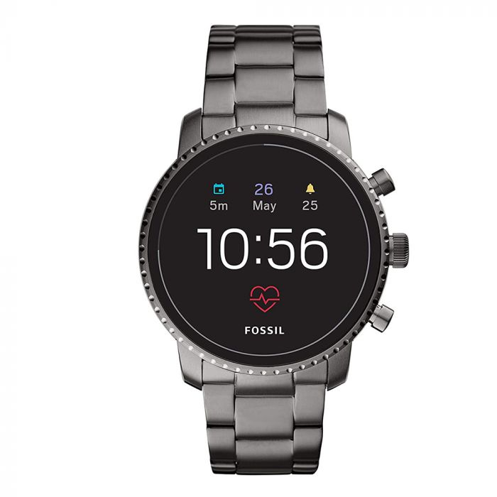 Smartwatch Fossil Q Explorist Gen 4 Grey