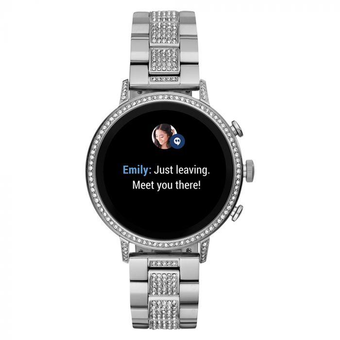 Smartwatch Fossil Q Venture Gen 4 Silver