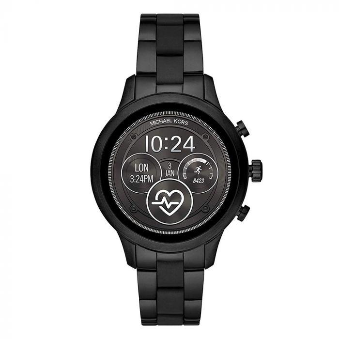 Smartwatch Michael Kors Runway Black (access touchscreen)