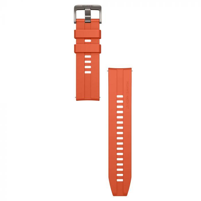 Huawei Curea din silicon Watch GT Orange