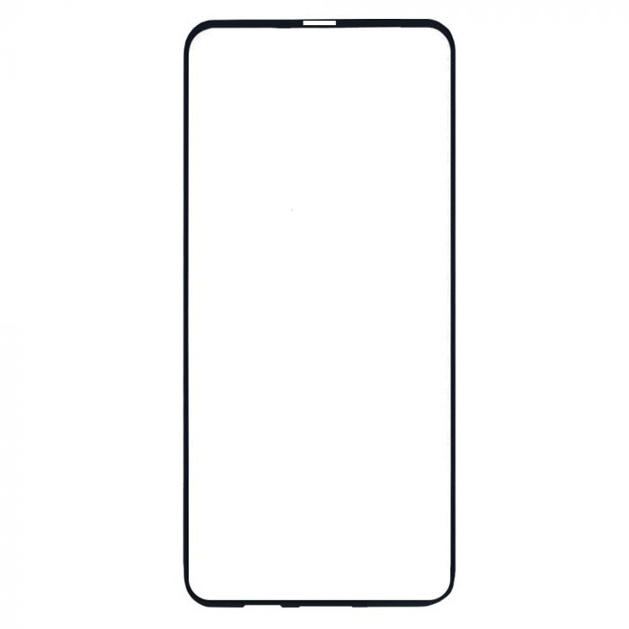 Folie Huawei P20 Lite 2019 Lemontti Sticla Full Fit Black
