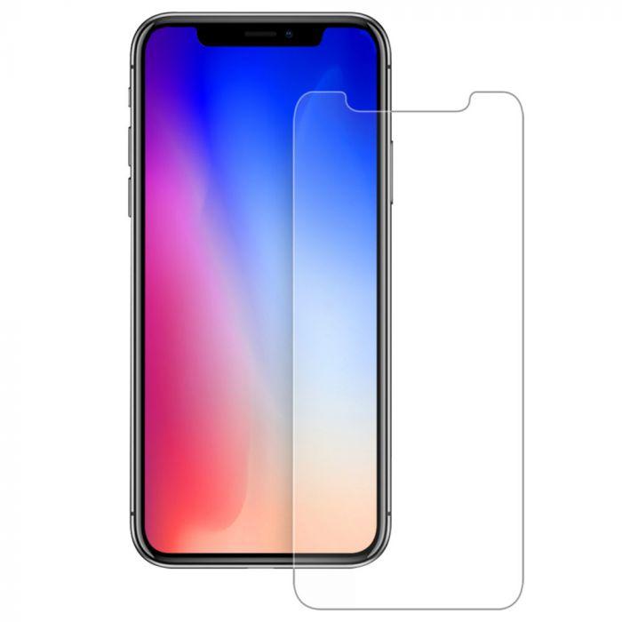Folie iPhone XS Max Eiger Sticla Temperata Clear
