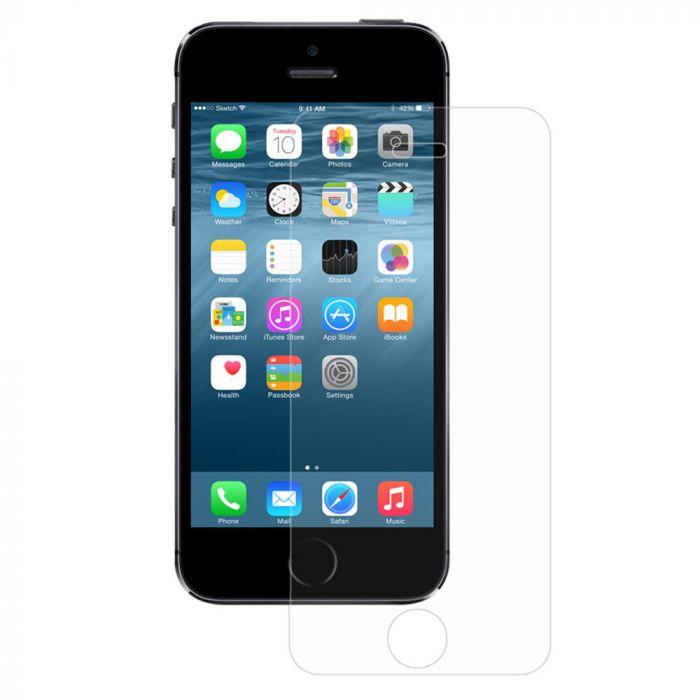 Folie iPhone SE/5S/5 Eiger Sticla Temperata Clear