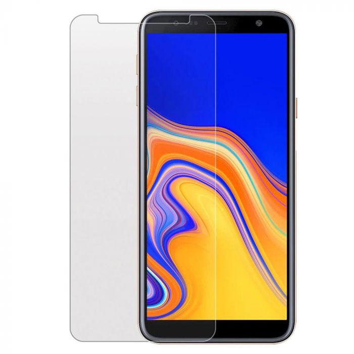 Folie Samsung Galaxy J4 Plus / J6 Plus Eiger Sticla Temperata Clear