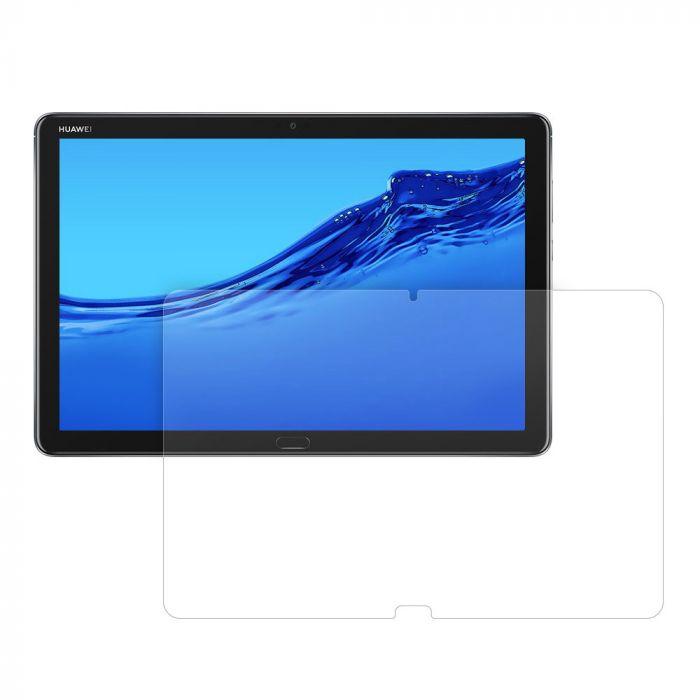 Folie Tableta Huawei MediaPad M5 Lite 10.1 inch Eiger Sticla Temperata Clear