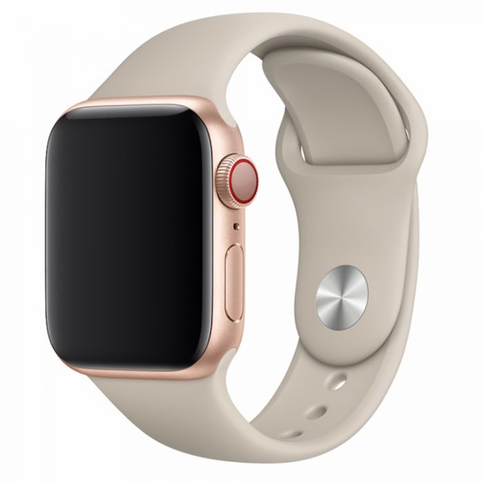 Curea Apple Watch 4 38mm / 40mm Devia Deluxe Series Sport Lavender Gray