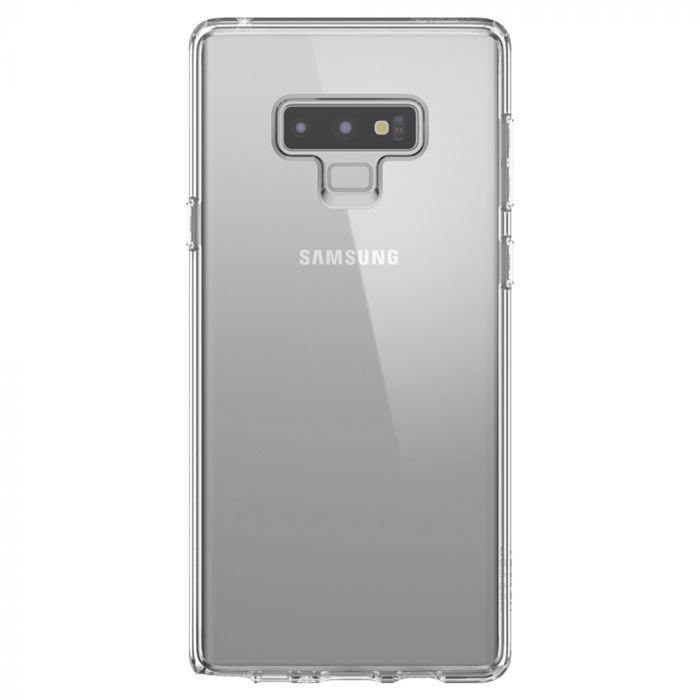 Carcasa Samsung Galaxy Note 9 Spigen Ultra Hybrid Crystal Clear
