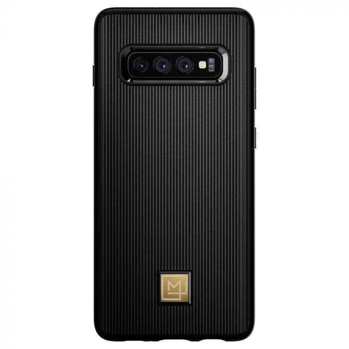 Husa Samsung Galaxy S10 G973 Spigen La Manon Classy Black