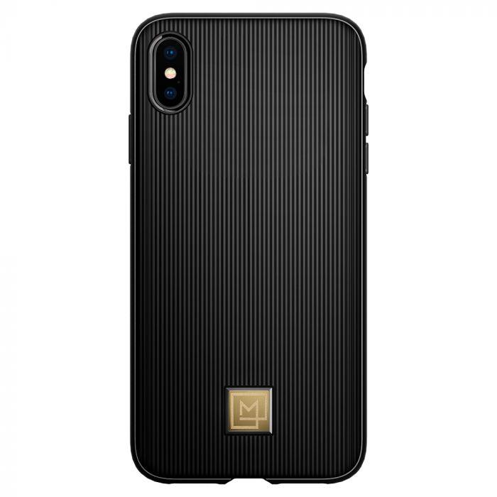 Carcasa iPhone XS / X Spigen La Manon Classy Black