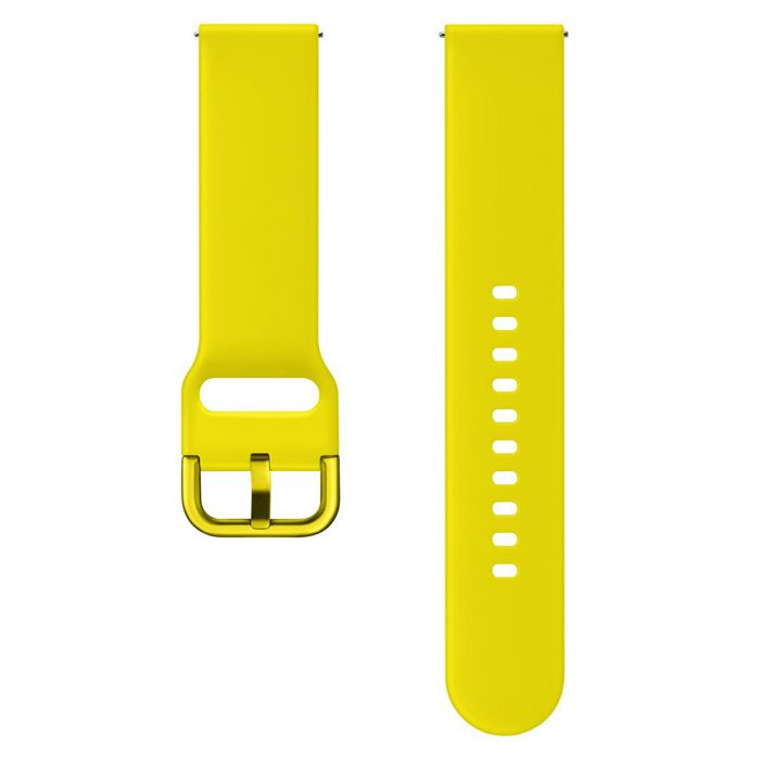 Samsung Curea din Silicon Watch Active Yellow