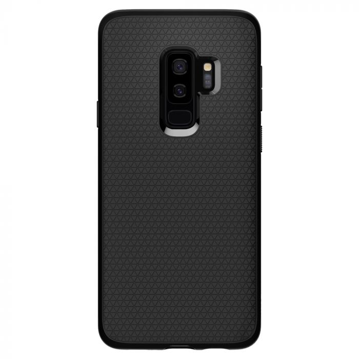 Carcasa Samsung Galaxy S9 Plus G965 Spigen Liquid Air Black
