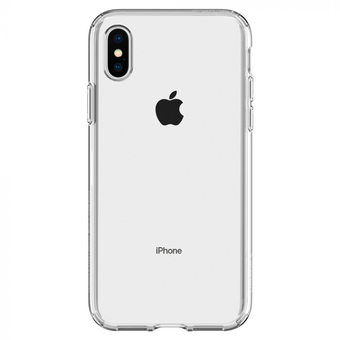 Carcasa iPhone XS Max Spigen Crystal Flex Crystal Clear