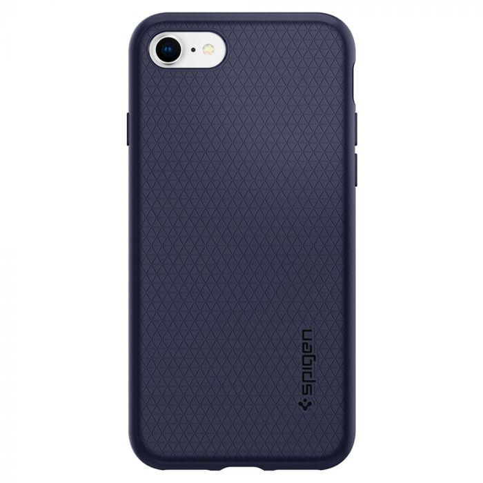 Carcasa iPhone 8 / 7 Spigen Liquid Air Blue
