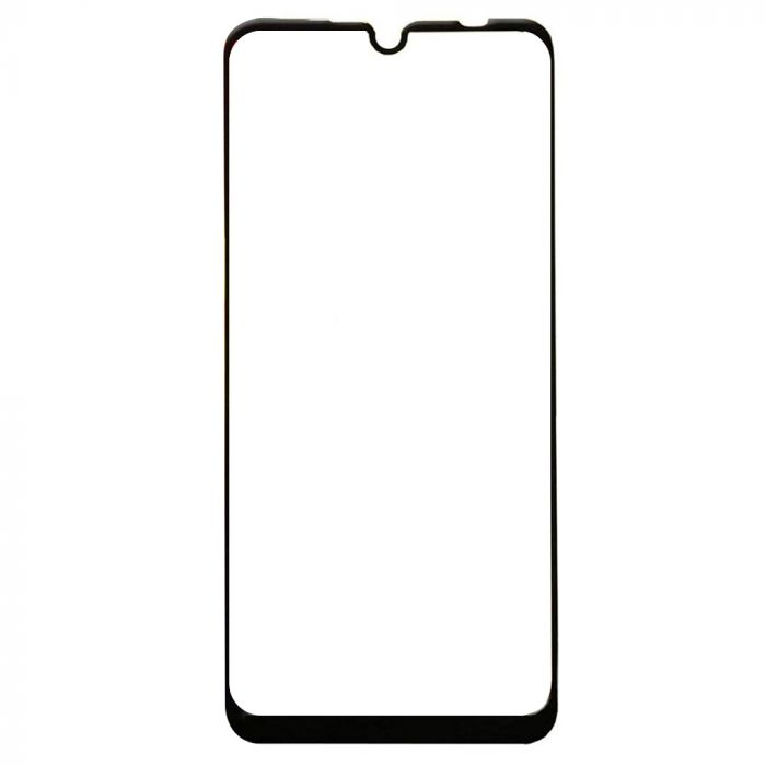 Folie Xiaomi Redmi Note 7S Lemontti Sticla Full Fit Black