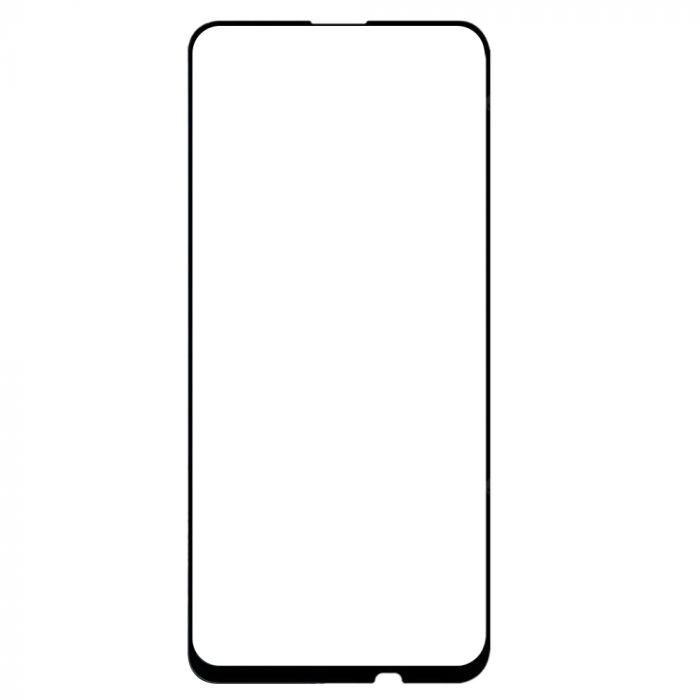 Folie Huawei P Smart Z Lemontti Sticla Full Fit Black