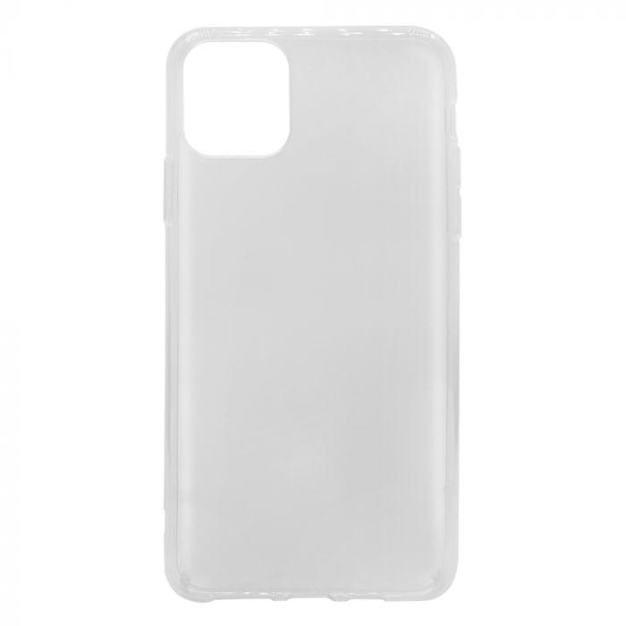 Husa iPhone 11 Lemontti Silicon Transparent