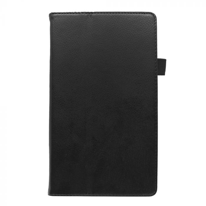 Husa Lenovo Tab 4 8 Lemontti Leather Cover Negru