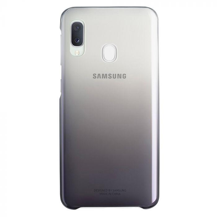 Carcasa Samsung Galaxy A20e Samsung Gradation Cover Black