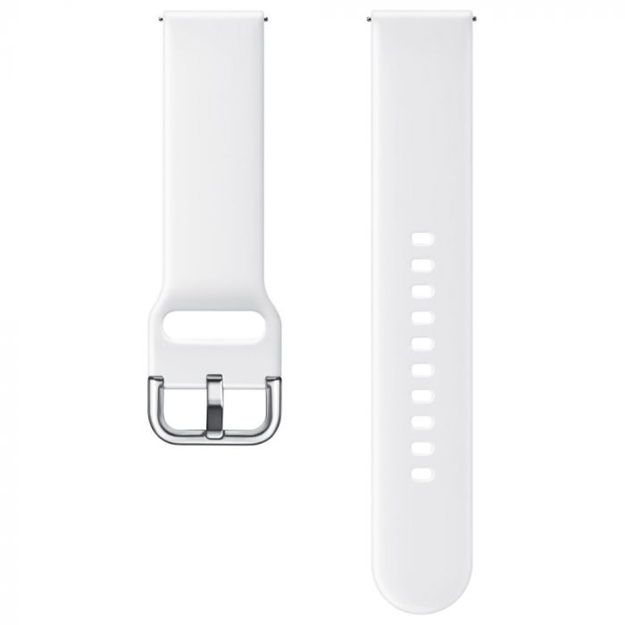Samsung Curea din Silicon Watch Active White