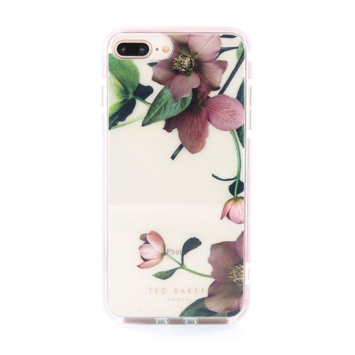 Carcasa iPhone 8 plus / 7 plus / 6s plus Ted Baker Antishock Arboretum Clear