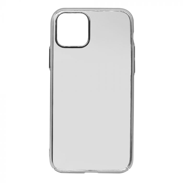Carcasa iPhone 11 Just Must Decor Silver