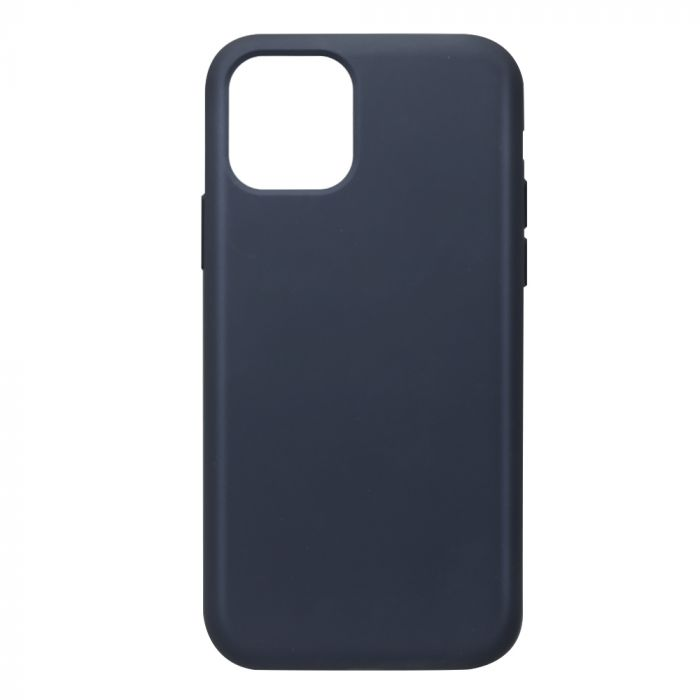 Carcasa iPhone 11 Pro Just Must Defense Liquid Silicone Navy