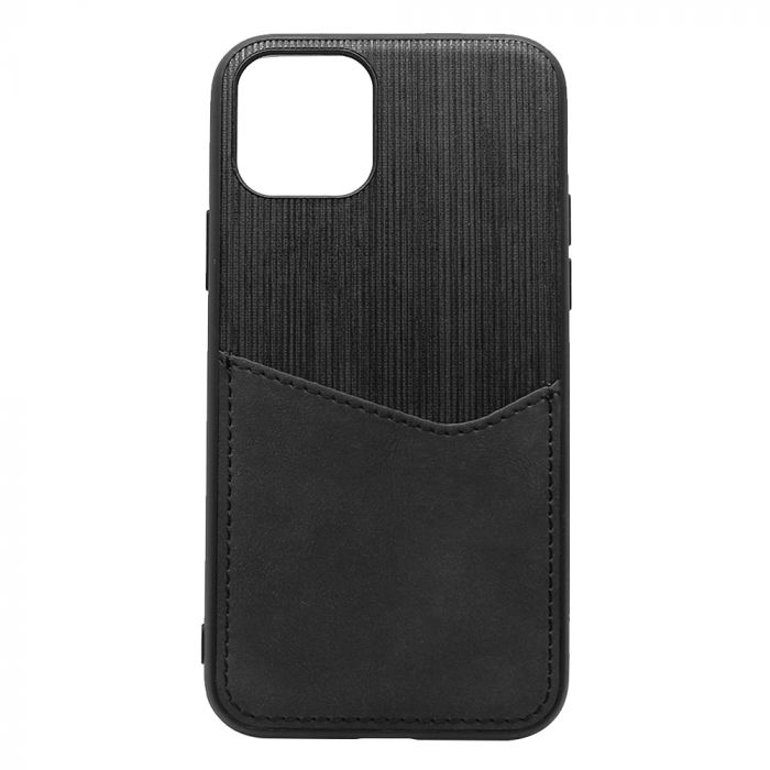 Carcasa iPhone 11 Pro Just Must V Pocket II Black