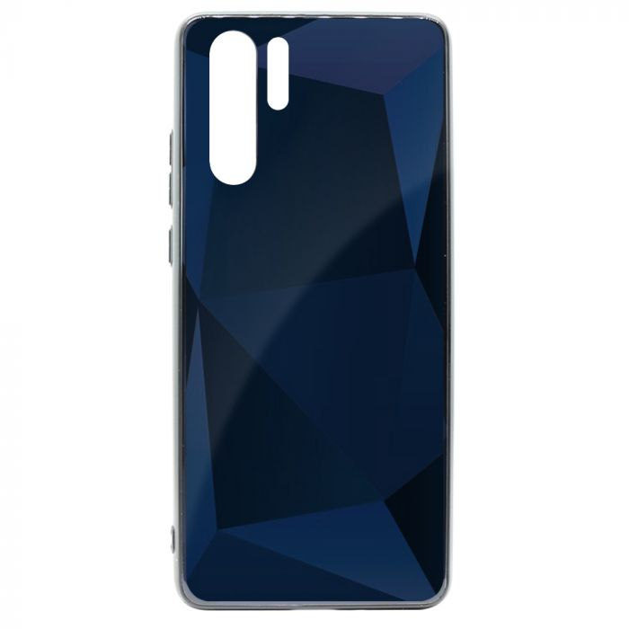 Carcasa Huawei P30 Pro Meleovo Glass Diamond Black