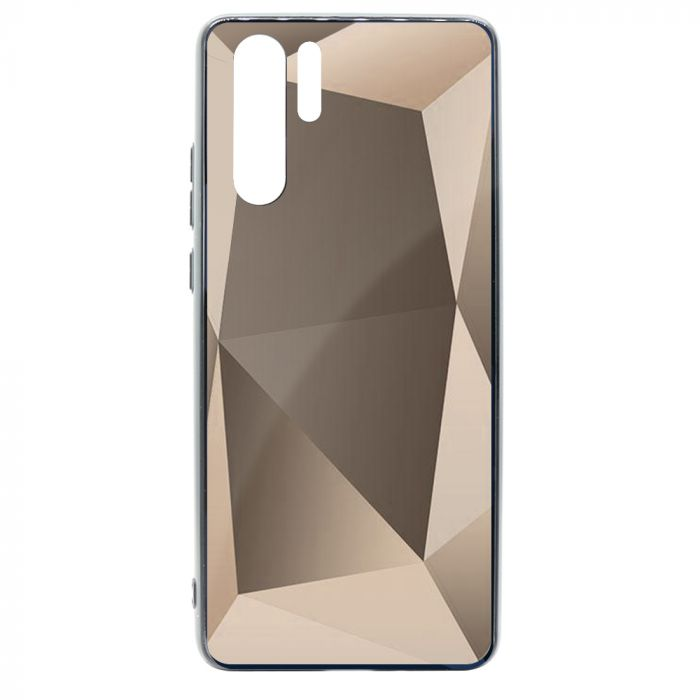 Carcasa Huawei P30 Pro Meleovo Glass Diamond Gray