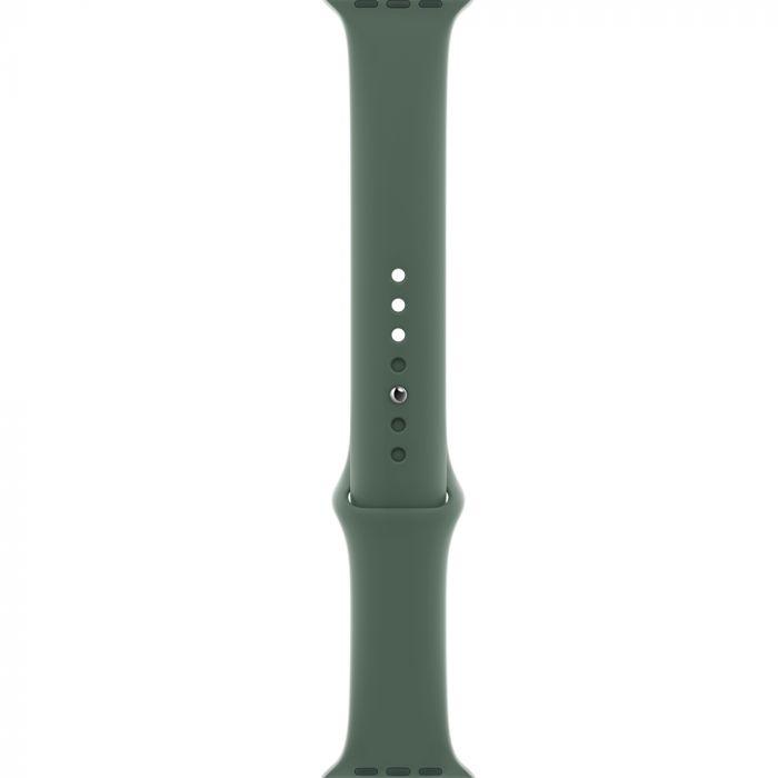 Curea Apple Watch 42 / 44 mm Pine Green Sport Band (marime S/M & M/L)
