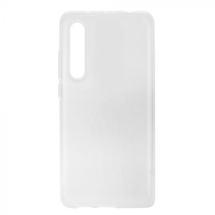 Husa Xiaomi Mi 9 Lite / Mi CC9 Lemontti Silicon Transparent