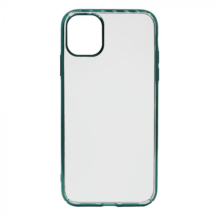 Carcasa iPhone 11 Devia Glimmer Green