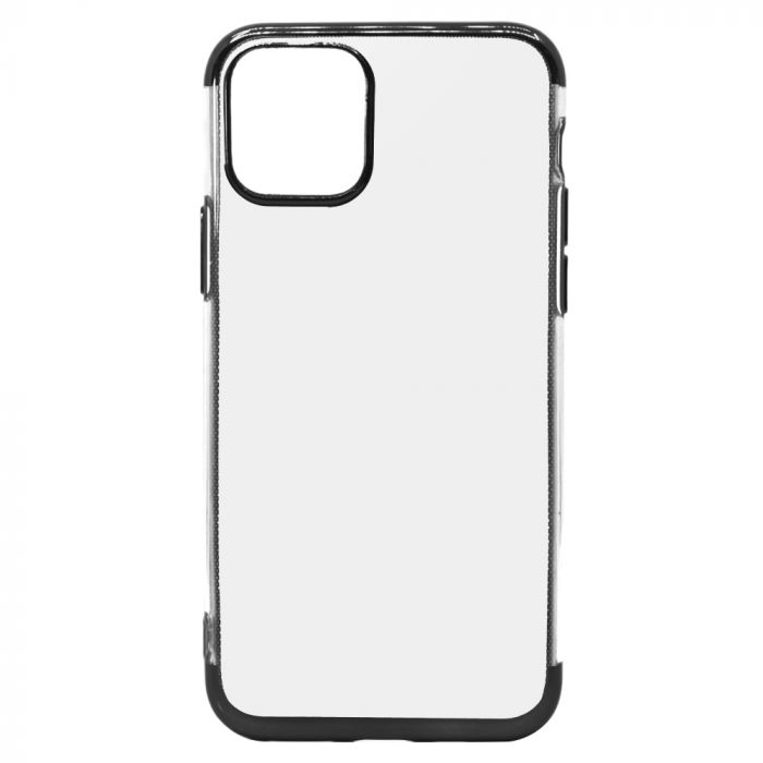 Husa iPhone 11 Pro Meleovo Silicon Flash Soft II Black