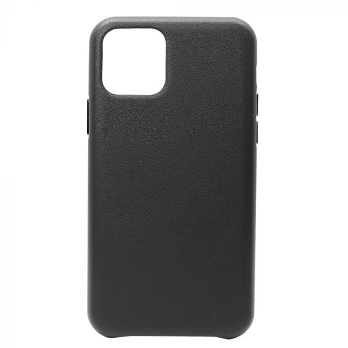 Carcasa iPhone 11 Pro Max Meleovo Leather Black