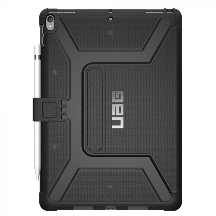 Husa iPad 7 10.2 inch UAG Book Metropolis Series Black