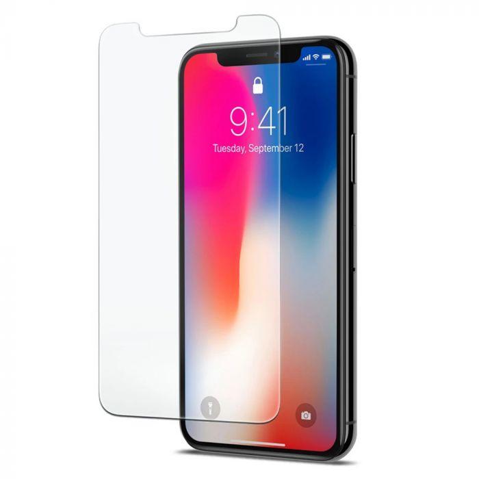 Folie sticla iPhone 11 Pro Max / Xs Max Spigen GLAS.tr Slim HD Clear