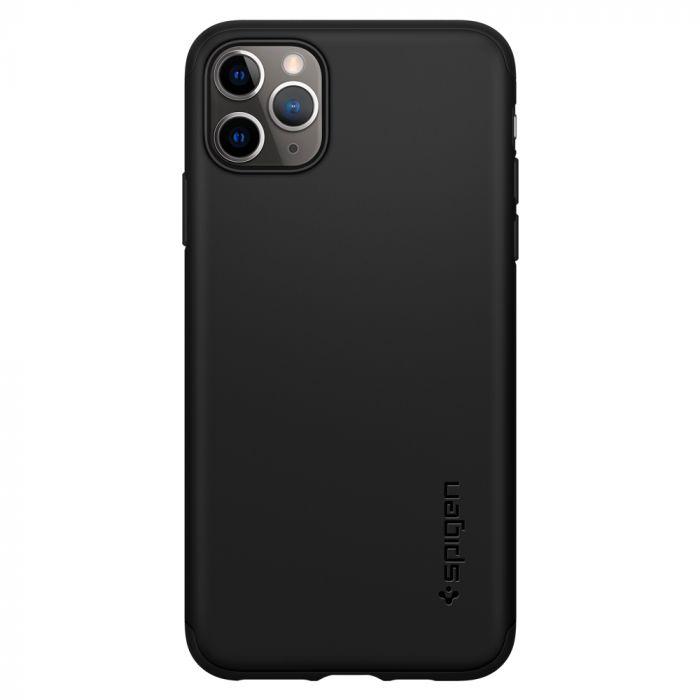 Carcasa iPhone 11 Pro Max Spigen Thin Fit 360 Black
