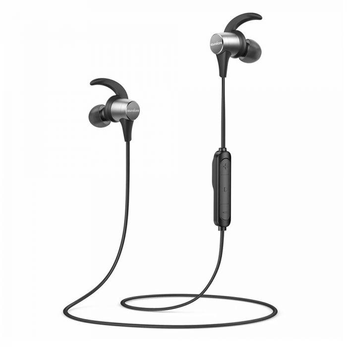 Casti Wireless Anker Soundcore Spirit Pro (Bluetooth) Negru