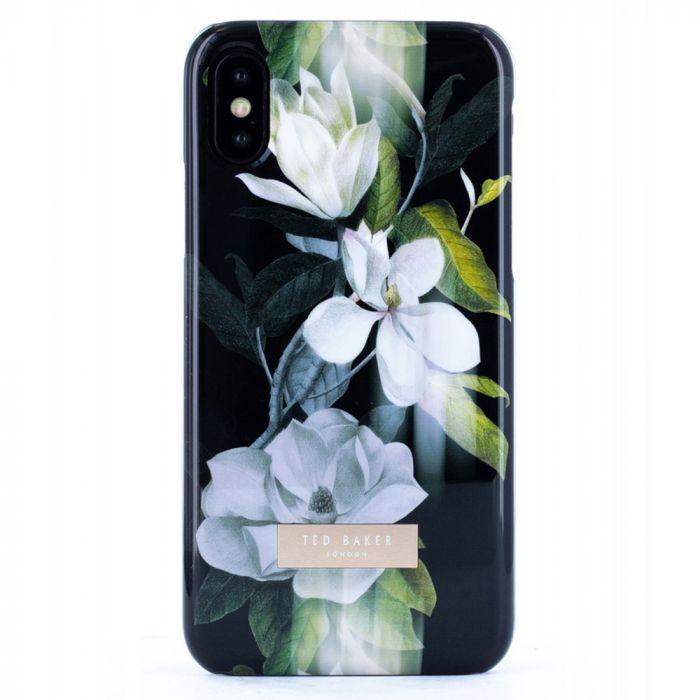 Carcasa iPhone XS / X Ted Baker Hard Shell Case Opal