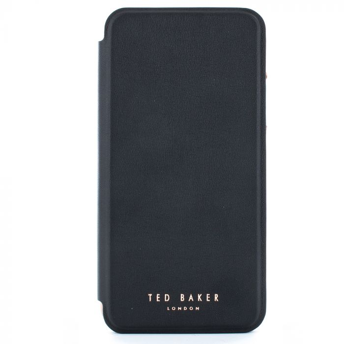 Husa iPhone 11 Pro Max Ted Baker Book Shannon Mirror Folio Black