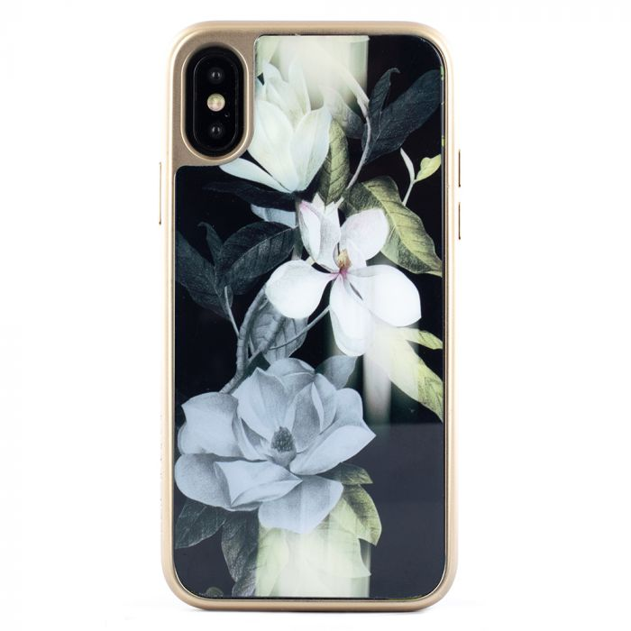 Carcasa iPhone XS / X Ted Baker Glass Inlay Opal