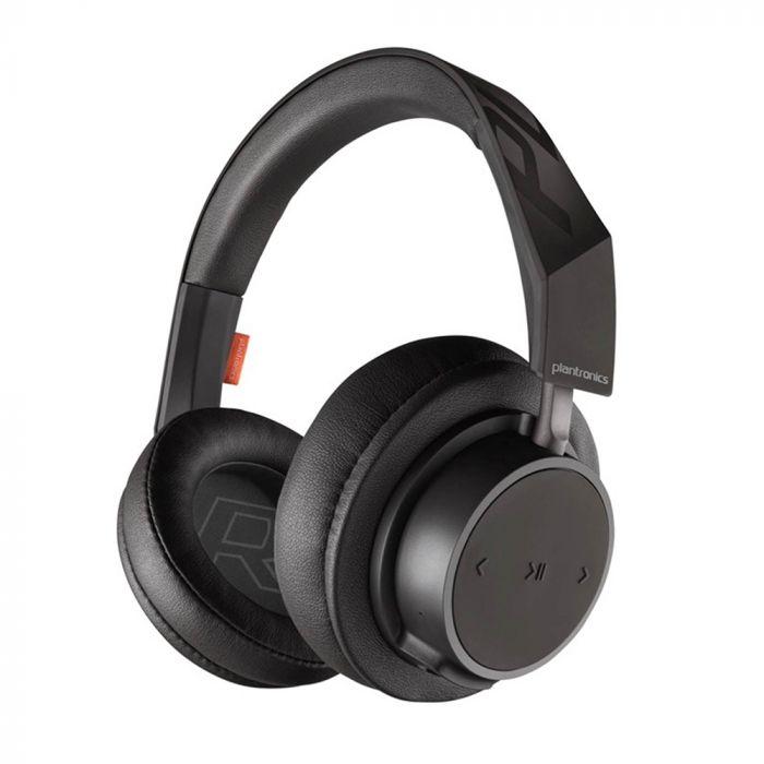 Casti Bluetooth Wireless Plantronics BackBeat GO 605 Negru