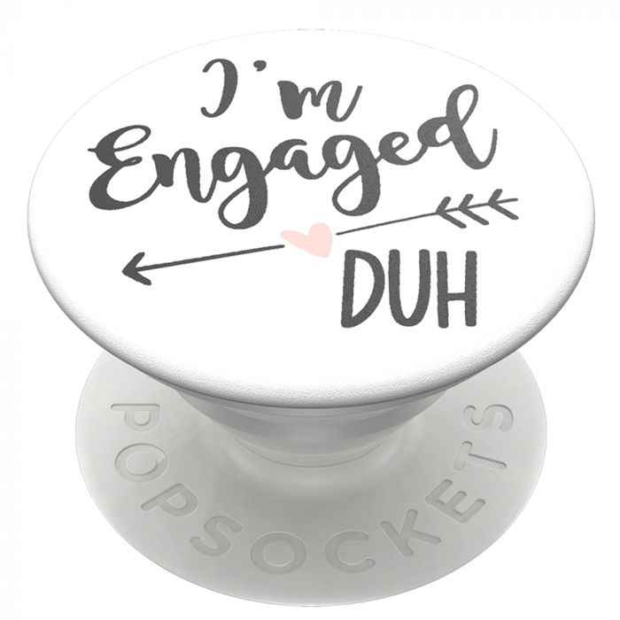 Suport Popsockets PopGrip Stand Adeziv Engaged